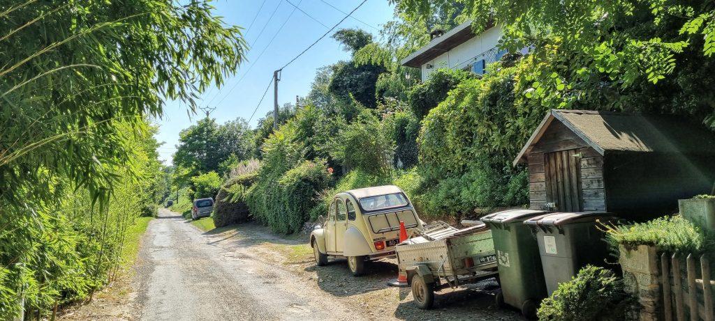 Chemin de halage Seine 77